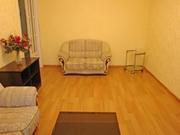2х-комнатная на сутки в центре для 2-3 гостей.