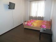 1-комнатная квартира посуточно в районе зоопарка,  цирка,  метро Заельцо